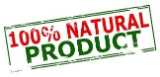 100% Certified Natural Product.