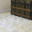 Fur rug. Hua fur rug in Pearl White